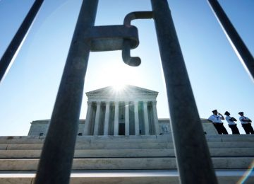 Supreme Court Allows Arizona To Keep Voting Restrictions